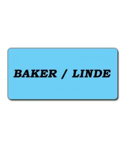 Baker/Linde