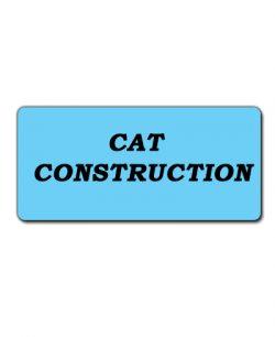CAT Construction