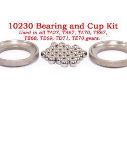 10230 Bearing & Cup Kit