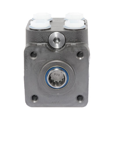 Hyster 1369084 Steering Valve front view.