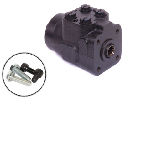 200-0061-002 Steering Control Unit includes mounting bolts