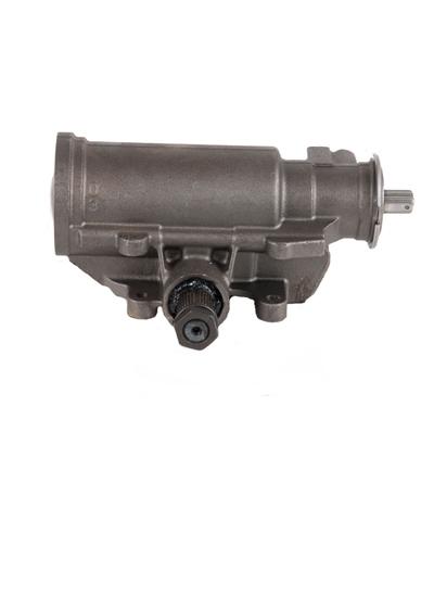 26096521 Power Steering Gear, Pitman shaft view