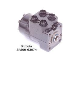 Kubota 3P200-63074 Steering Valve, GS24160-130K
