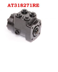 John Deere AT318271 Backhoe Steering Valve