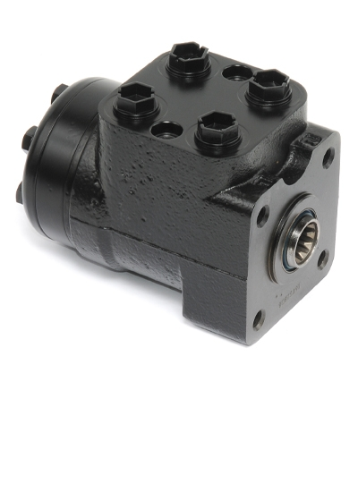 """GS21125B 7.56 Cu. Inch Steering Valve- Non Load Reaction, 9/16""""-18 Ports"""