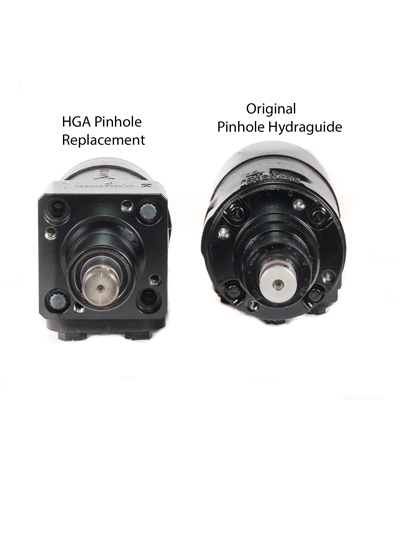HGA Replacement Comparison, Mounting
