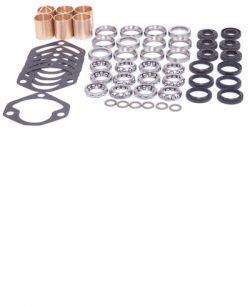 RK550 Saginaw 525 Gears w/Stub Shaft-Repair Kit / Manual