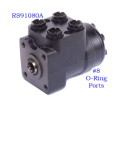 RS91080A Rock Crawler Hydraulic Steering Valve - 4.83 CID & NLR #8 or 3/4-16 ports