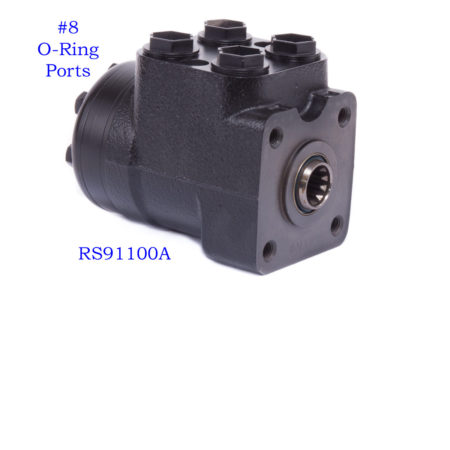 RS91100A Rock Crawler Hydraulic Steering Valve - 6.0 CID & NLR #8 or 3/4-16 ports