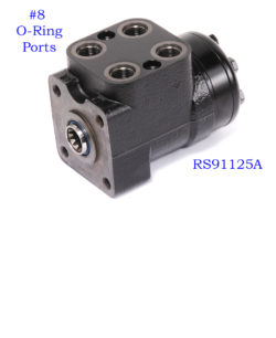 RS91125a Rock Crawler Hydraulic Steering Valve - 7.56 CID & NLR #8 3/4-16 ports
