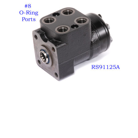 RS91125a Rock Crawler Hydraulic Steering Valve - 7.56 CID & NLR #8 3/4-16 ports
