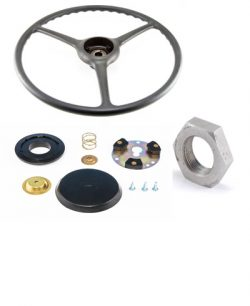 Steering Wheels & Horn Button Kits