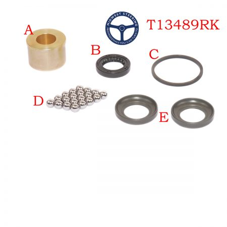 T13489RK: Repair Kit for TRW/Ross T13489 Gear, T122964
